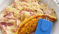 omelette ricetta