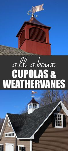 Tips And Ideas For DIY Pole Barn Are you looking for an easy, inexpensive way to add additional storage to your property? If so, a DIY Pole barn homes Weather Vane Diy, Barn Cupola, Diy Pole Barn, Garage Construction, Barn Renovation, Barn Living, Shed Homes, Outdoor Sheds, Roof Repair