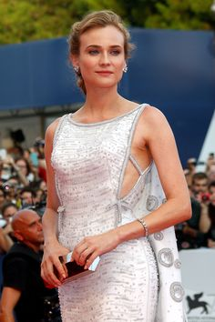 WHO: Diane Kruger WHERE: Venice International Film Festival WHEN: September 2, 2015