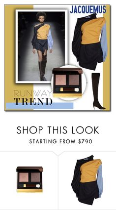"""""""Runway Trend"""" by fl4u ❤ liked on Polyvore featuring Jacquemus, Nicholas Kirkwood, trends and runways"""