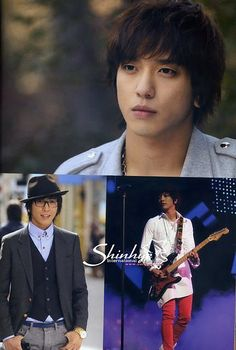 You're Beautiful! ♥ Jung Yong Hwa as Kang Shin Woo