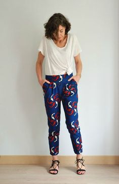 Pantalon Emile - République du chiffon