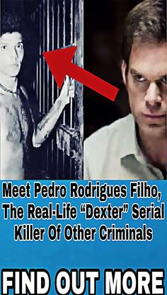 "Known as Pedrinho Matador, Pedro Rodrigues Filho isn't exactly Dexter, but he is a serial killer who killed other criminals, making him one of the ""nicer"" serial killers. Funny Facts, Funny Jokes, Hilarious, Awesome Wow, Trending Photos, Funny Pins, Funny Stuff, Viral Trend, Celebrity Gallery"