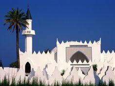 Mosque of the King Abdul-Aziz, Marbella, Spain