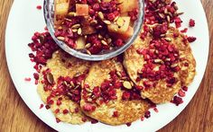 Clean Eating Alice is an Instagram sensation and author of 'The Body Bible'. Here she shares one of her favourite pancake recipes