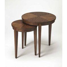 Luxury Acacia Nest Of Tables