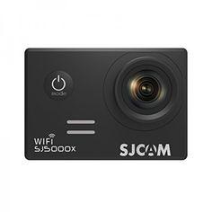 SJCAM SJ5000X Elite Action Camera 2K Ultra-HD Mini Sports DV Camera SONY IMX078,NTK96660 1/2.CMOS Sensor, 2.0 Inch TFT LCD,Action Cam )-Gold
