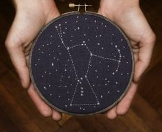 Orion Constellation -- the first constellation that I learned. My Dad showed it to me when I was about five. I told him about this and his eyes filled with tears. He was dying; I lost him shortly afterward.