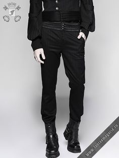 Black+Cardinal+trousers. Sizes S-4XL, click link to view.