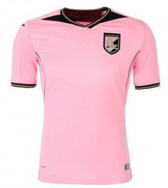 16-17 Cheap Palermo Home Replica Football Shirt [I0051]