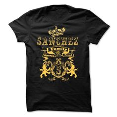 SANCHEZ Family Strong Proud T Shirt, Hoodie, Sweatshirt