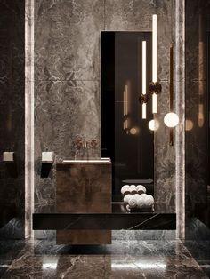 Country Home Decor .Country Home Decor Washroom Design, Toilet Design, Bathroom Design Luxury, Home Interior Design, Dream Bathrooms, Luxury Bathrooms, Interiores Design, Interior Inspiration, Decoration