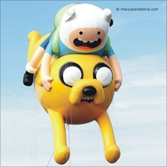 Adventure Time with Finn & Jake Balloon