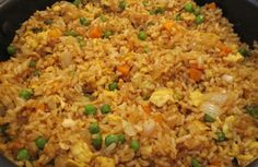 A #Chinese delicacy Fried Rice #Street #Food #India #ekPlate #ekplatechinese