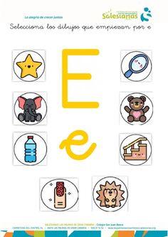 Spanish Alphabet, K2, Early Childhood, Classroom, September Activities, Children Books, Nursery Rhymes Lyrics, Teaching Letters, Interactive Notebooks