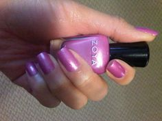 Zoya Nail Polish in Rory shared via Twitter