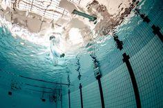 Underwater Pool Photography – Fubiz Media