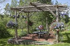 how to build rustic gazebo - Google Search