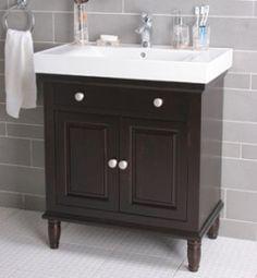 16 19 Deep Or Less Vanity Ideas Vanity Bathroom Vanity Vanity Sink