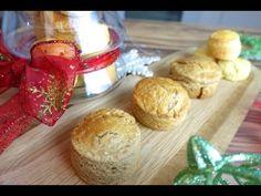 夢幻廚房在我家 影音食譜 : 手做西點 司康 scone 節慶的party小點心