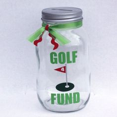 It's getting warm outside again. Time to hit some balls! Perfect gift for the golfer in your life.