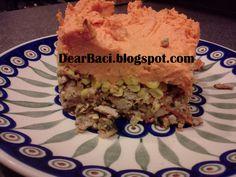 Dear Baci: Ground Turkey Shepherds Pie