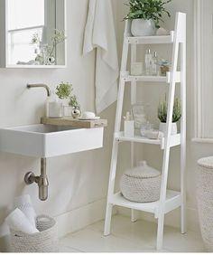 Купить Этажерка в виде лестницы - этажерка, полка, полка из дерева, полка для кухни, полка настенная