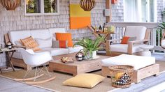 Give your deck a magazine-worthy makeover with these simple styling tricks.