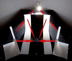 wine-bottle-photography-overhead-lighting-set-up