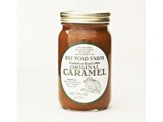 fat toad farm caramel sauce