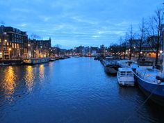 Amsterdams beautiful canals Travel Around The World, Around The Worlds, Best Cities, Amsterdam, Ted, City, Places, Beautiful, Cities