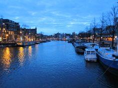 Amsterdams beautiful canals