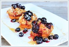 Mini French Toast Biscuits