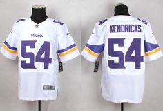 Minnesota Vikings 54 Kendricks White 2015 Nike Elite Jersey