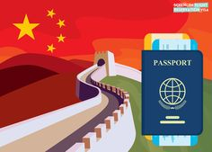 Schengen Visa For Chinese Passport Holders And Citizens.