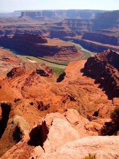 Dead Horse Point - Colorado