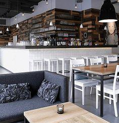 """Nonna Martha"" concept restaurant interior design ideas"