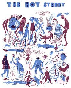004 Vivid cartoon by Doaa Eladl from Egypt on female genital