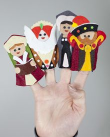 Fun Tudor finger puppets at the National Gallery, London History Lesson Plans, Social Studies Lesson Plans, History Class, Teaching History, School Projects, Projects For Kids, Sewing Projects, Finger Puppets, Hand Puppets