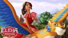 Elena's Beginning | Elena of Avalor | Disney Channel Soifa cross-over