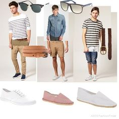 Fashion Tips For Men Summer Summer Outfits for Men