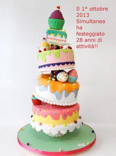 Il 1° ottobre 2013 Simultanea ha festeggiato 28 anni di attività!!