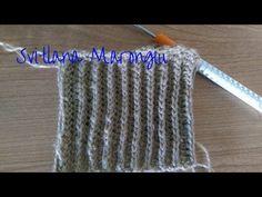 Tutorial Uncinetto - Punto costa Inglese all'uncinetto - YouTube Crochet For Dummies, Crochet World, Tapestry Crochet, Youtube, Stitch, Costa, Knitting, Pattern, Handmade