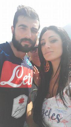 Futbol de Locura: Marika Fruscio la mayor fanática del Napoli