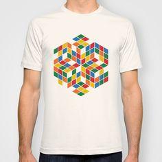 Rubik Cubes T-shirt