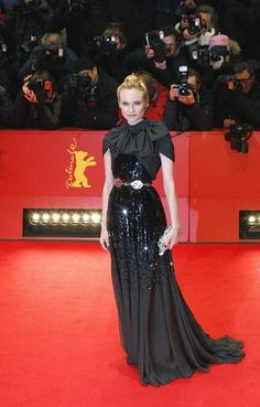 Diane Kruger - premiere of the film Farewell my Queen in Berlin, 2012