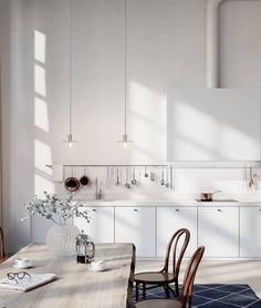 Beautiful 3D kitchen - via cocolapinedesign.com