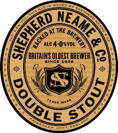 Double Stout is based on a coded brewers' log that was recently discovered in the brewery archives.  The use of the UK's last remaining solid oak mash tuns and East Kent Golding hops bear the hallmarks of a signature brew by Britain's oldest brewer.