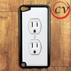 Electric Outlet iPod 5 Case