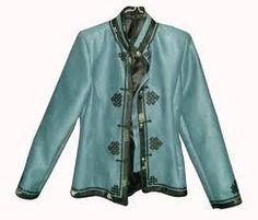traditional womens mongolian style jacket - Google Search